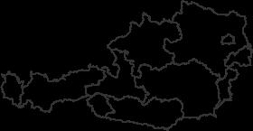 Österreich (anklickbare Karte)