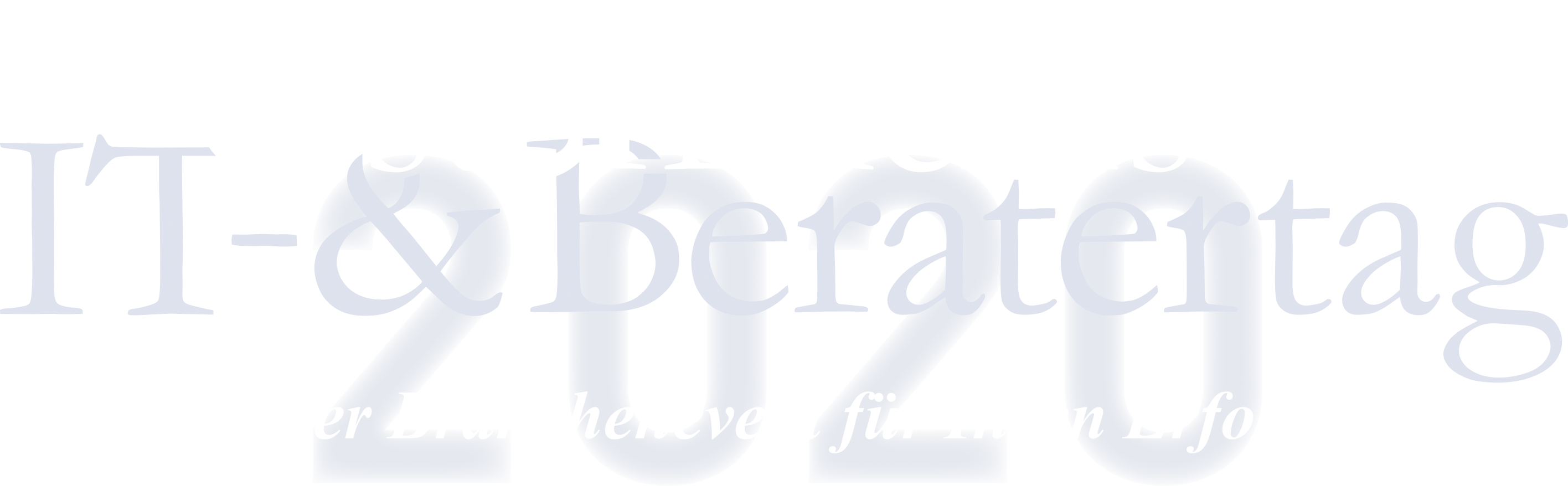 Beratertag Logo