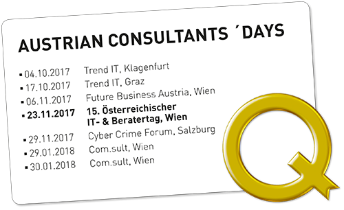 Austrian Consultants' Days