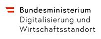 Logo Bundesministerium Digitalisierung und Wirtschaftsstandort
