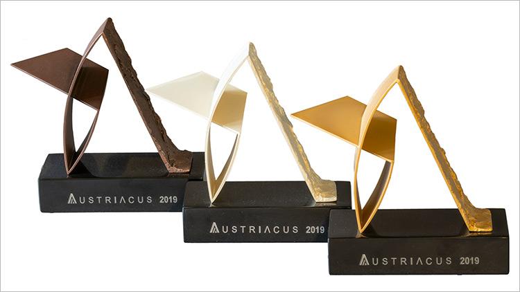 Austriacus Österreichischer BundeswerbepreisAUSTRIACUS Österreichischer Bundeswerbepreis