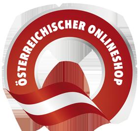 Logo Österreichischer Onlineshop von der WKO - Qualität aus Österreich