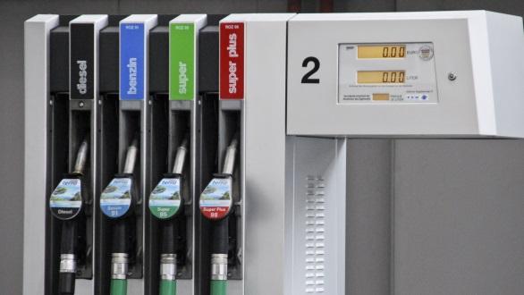 Zapfsäule, Tankstelle, Zapfhahn, Benzin, Diesel, Kraftstoff, tanken
