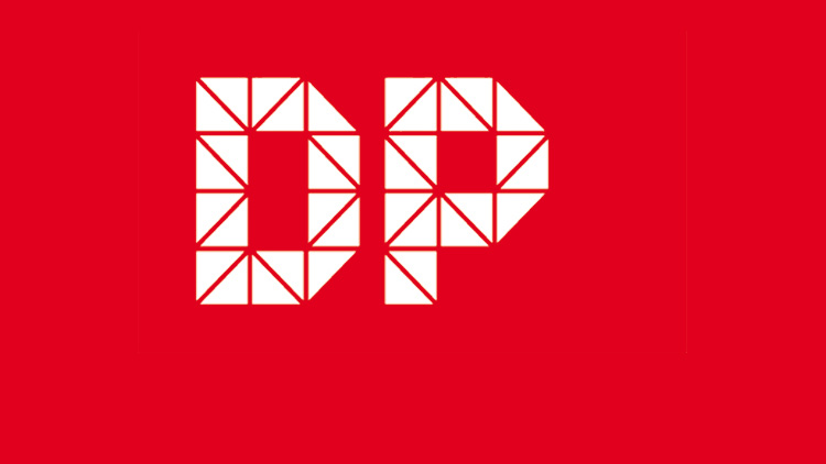 Digitale Perspektiven, Logo, DP