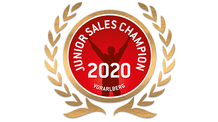 Junior Sales Champion 2020