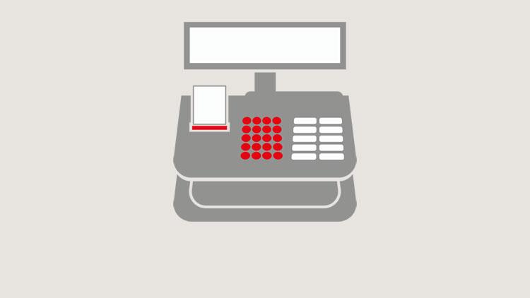 Registrierkassenpflicht für Unternehmen