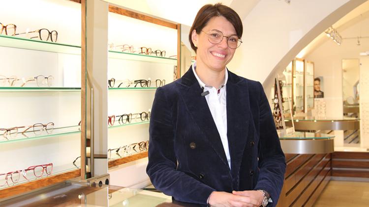 Die Unternehmerin des Monats Dezember 2018 Ines Hrassnig, von Frau in der Wirtschaft ausgezeichnet