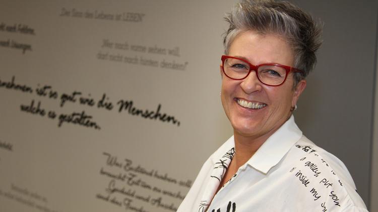 Die Unternehmerin des Monats Februar 2019 Susanne Stempfer, von Frau in der Wirtschaft ausgezeichnet.