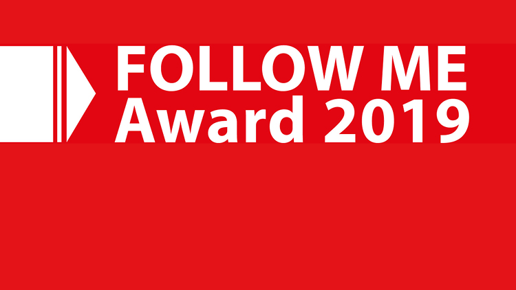 Follow me Award